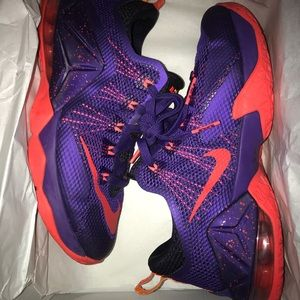 Lebron XII low (gs) basketball shoes
